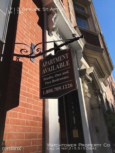 1 Bedroom, Rittenhouse Square Rental in Philadelphia, PA for $1,799 - Photo 2