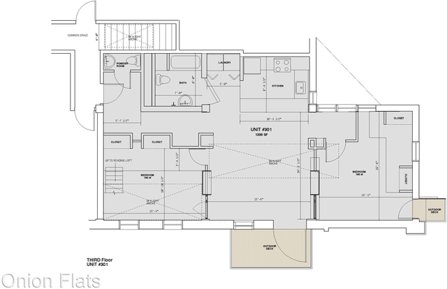 1 Bedroom, Northern Liberties - Fishtown Rental in Philadelphia, PA for $2,200 - Photo 2