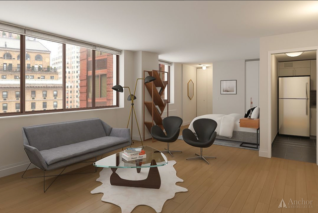 Studio, Theater District Rental in NYC for $1,995 - Photo 1