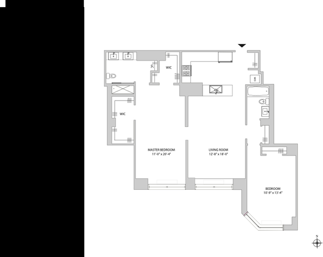 2 Bedrooms, Yorkville Rental in NYC for $6,499 - Photo 2