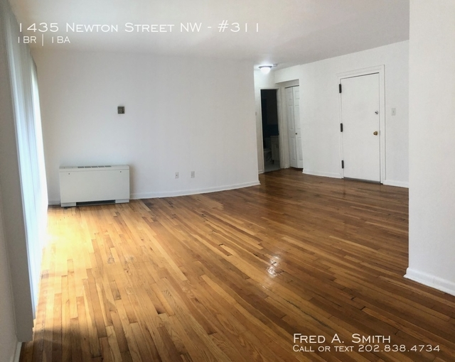 1 Bedroom, Columbia Heights Rental in Washington, DC for $1,650 - Photo 2