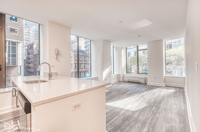 1 Bedroom, Financial District Rental in NYC for $2,405 - Photo 1