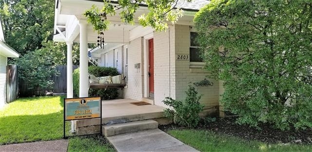 2 Bedrooms, Texas Christian University Rental in Dallas for $2,000 - Photo 1