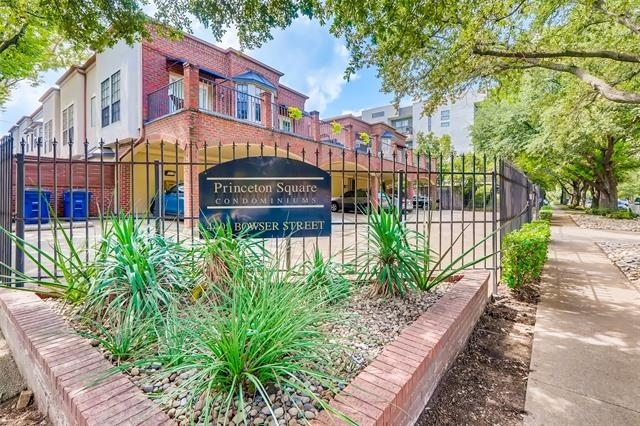 1 Bedroom, Princeton Square Condominiums Rental in Dallas for $1,200 - Photo 1