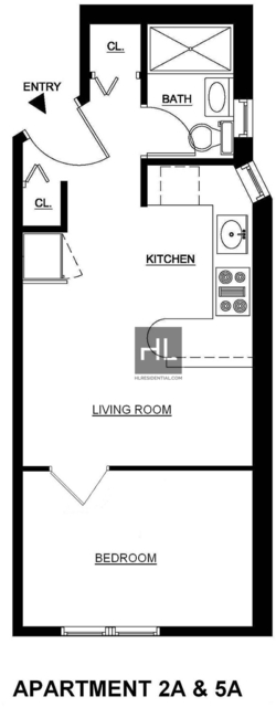 1 Bedroom, Upper East Side Rental in NYC for $1,995 - Photo 2