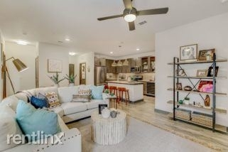 2 Bedrooms, Cultural District Rental in Dallas for $2,000 - Photo 1