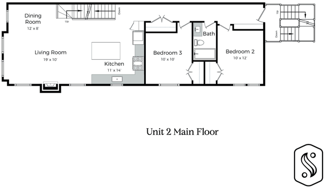 3 Bedrooms, Park West Rental in Chicago, IL for $9,000 - Photo 2