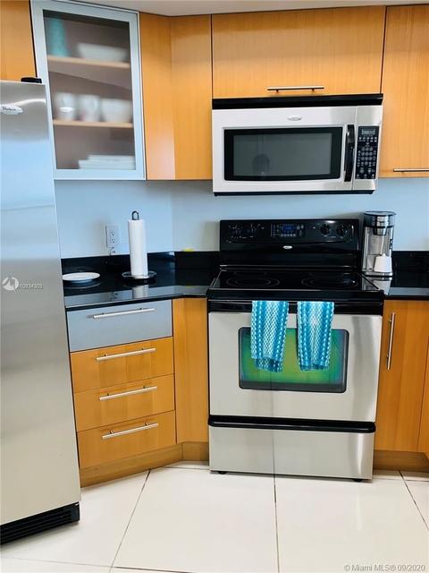 2 Bedrooms, Seaport Rental in Miami, FL for $3,000 - Photo 2