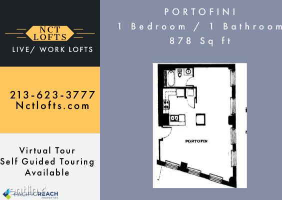 1 Bedroom, Gallery Row Rental in Los Angeles, CA for $2,000 - Photo 1