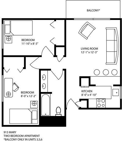 2 Bedrooms, Central Ann Arbor Rental in Detroit, MI for $1,485 - Photo 1