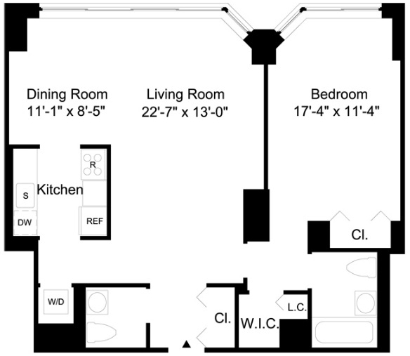 1 Bedroom, Upper East Side Rental in NYC for $3,745 - Photo 2