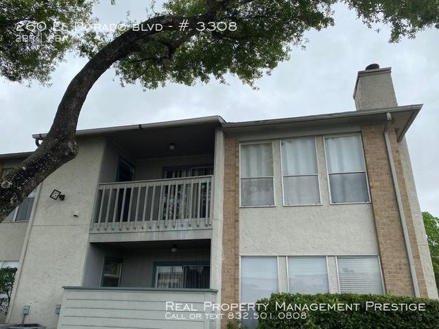 2 Bedrooms, El Dorado Trace Condominiums Rental in Houston for $1,150 - Photo 1