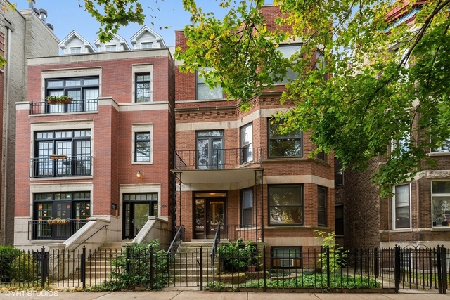 3 Bedrooms, Wrigleyville Rental in Chicago, IL for $4,200 - Photo 1