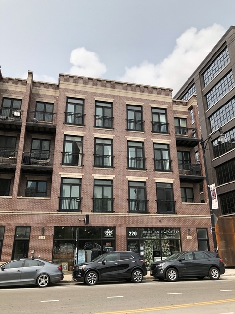 3 Bedrooms, Greektown Rental in Chicago, IL for $3,200 - Photo 1