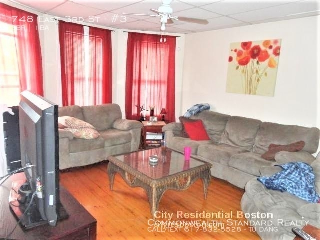 3 Bedrooms, City Point Rental in Boston, MA for $2,900 - Photo 1