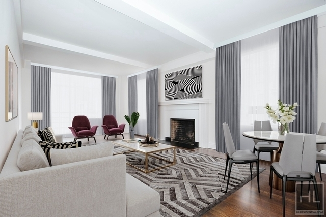 2 Bedrooms, Theater District Rental in NYC for $6,180 - Photo 1