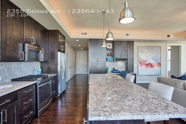 2 Bedrooms, Uptown Rental in Dallas for $4,535 - Photo 1