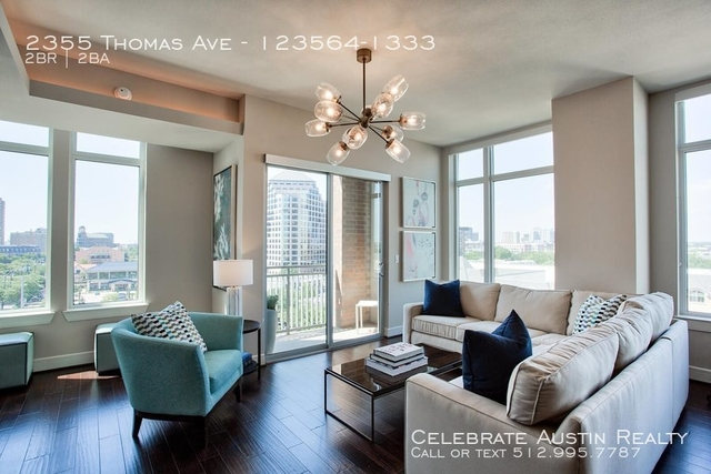 2 Bedrooms, Uptown Rental in Dallas for $3,870 - Photo 2