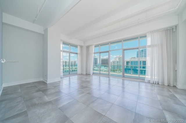 3 Bedrooms, Aqua at Allison Island Rental in Miami, FL for $7,500 - Photo 1
