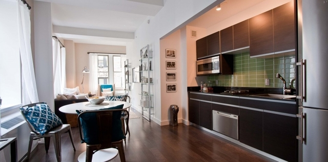 Studio, Financial District Rental in NYC for $1,980 - Photo 1