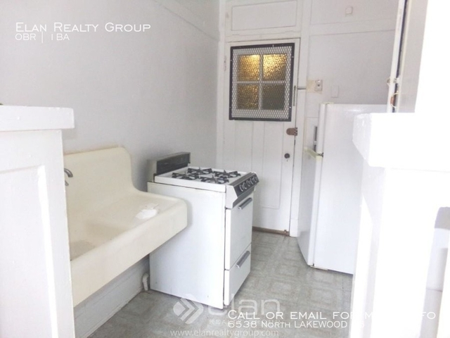 Studio, Rogers Park Rental in Chicago, IL for $825 - Photo 2