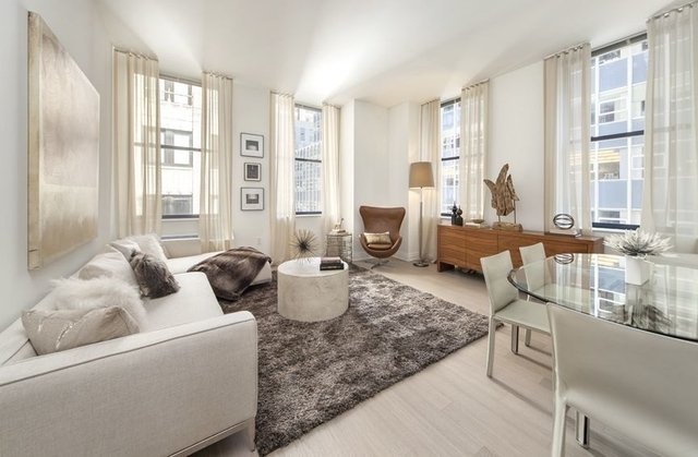 2 Bedrooms, Financial District Rental in NYC for $10,220 - Photo 1