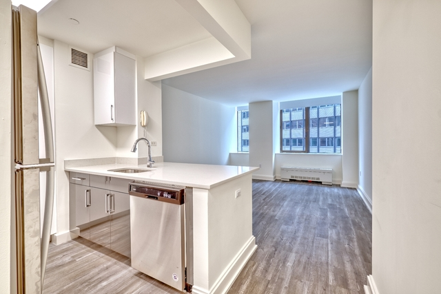 1 Bedroom, Financial District Rental in NYC for $2,576 - Photo 1