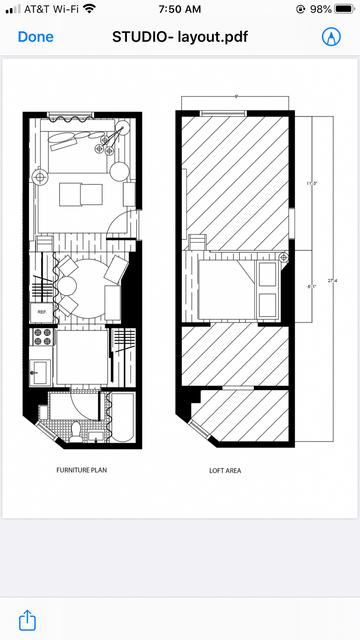 Studio, Yorkville Rental in NYC for $1,597 - Photo 1