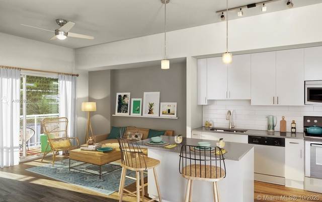 1 Bedroom, Goldcourt Rental in Miami, FL for $1,802 - Photo 1