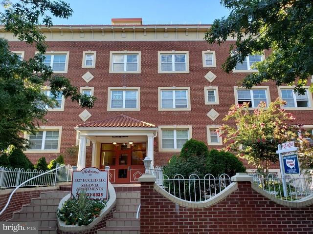 1 Bedroom, Columbia Heights Rental in Washington, DC for $1,700 - Photo 1