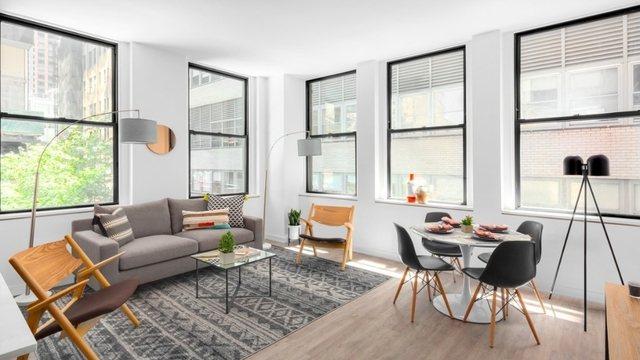 1 Bedroom, Financial District Rental in NYC for $3,366 - Photo 1