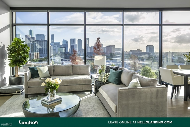 2 Bedrooms, Midtown Rental in Houston for $4,808 - Photo 1