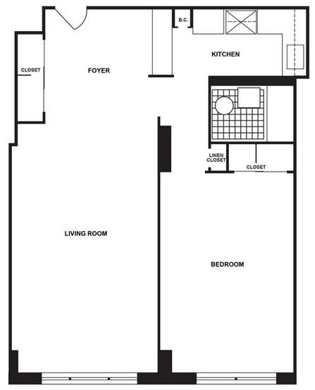 1 Bedroom, LeFrak City Rental in NYC for $2,100 - Photo 1