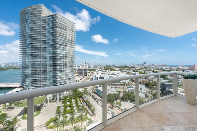 2 Bedrooms, South Pointe Rental in Miami, FL for $4,900 - Photo 1