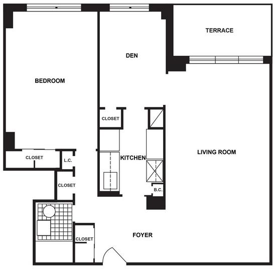 1 Bedroom, LeFrak City Rental in NYC for $2,400 - Photo 1