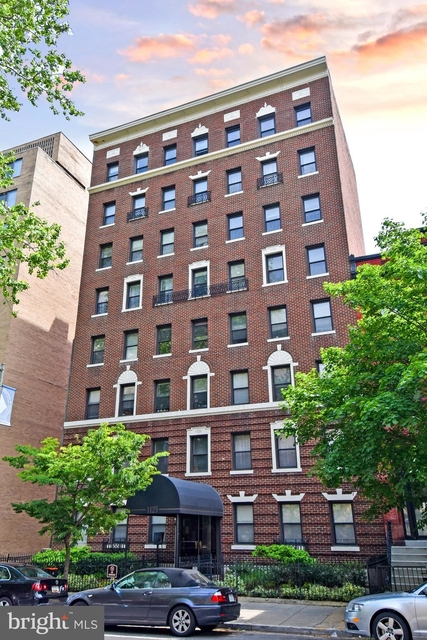 1 Bedroom, Mount Vernon Square Rental in Washington, DC for $1,750 - Photo 1
