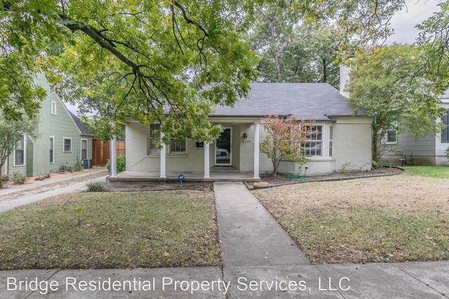 4 Bedrooms, Arlington Heights Rental in Dallas for $2,250 - Photo 1