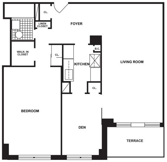 1 Bedroom, LeFrak City Rental in NYC for $2,200 - Photo 1