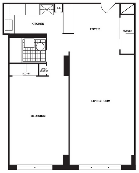 1 Bedroom, LeFrak City Rental in NYC for $2,000 - Photo 1