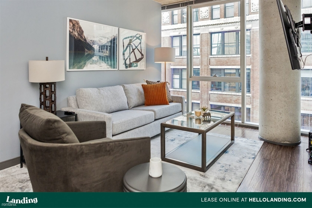 1 Bedroom, West Loop Rental in Chicago, IL for $2,956 - Photo 1