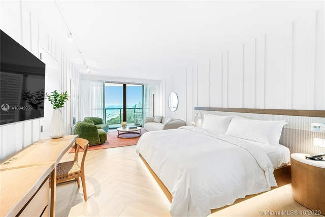 Studio, City Center Rental in Miami, FL for $15,500 - Photo 1