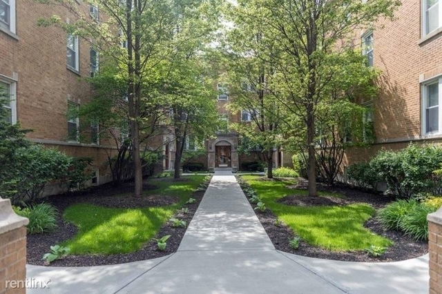 1 Bedroom, Ravenswood Rental in Chicago, IL for $1,380 - Photo 1