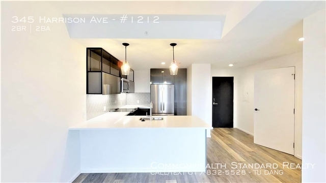 2 Bedrooms, Shawmut Rental in Boston, MA for $4,732 - Photo 2