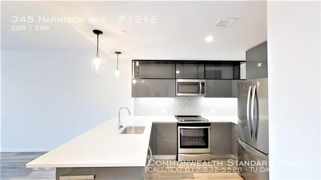 2 Bedrooms, Shawmut Rental in Boston, MA for $4,732 - Photo 1
