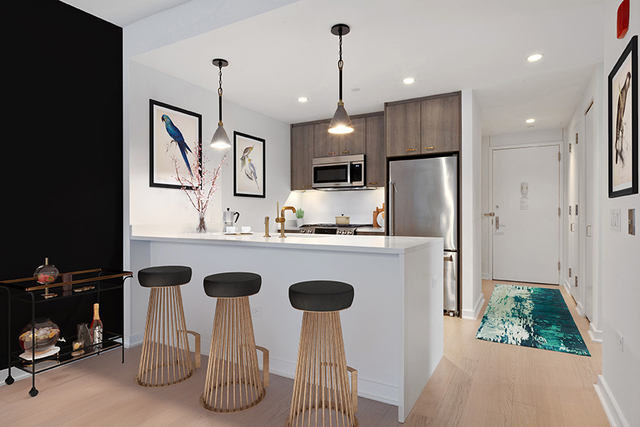 2 Bedrooms, Hell's Kitchen Rental in NYC for $4,507 - Photo 1