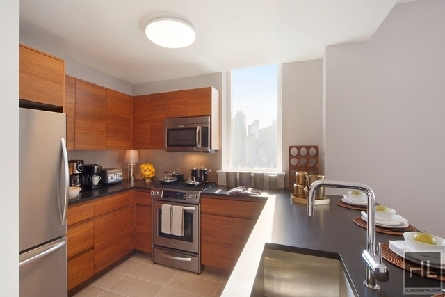 2 Bedrooms, Hell's Kitchen Rental in NYC for $4,763 - Photo 2