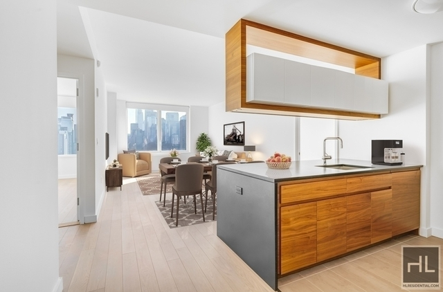 2 Bedrooms, Hell's Kitchen Rental in NYC for $4,646 - Photo 1