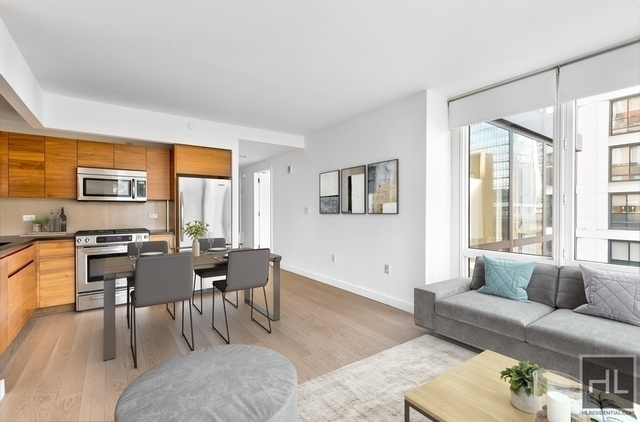 2 Bedrooms, Hell's Kitchen Rental in NYC for $4,155 - Photo 1