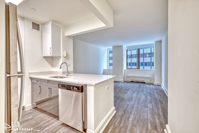 Studio, Financial District Rental in NYC for $2,060 - Photo 1