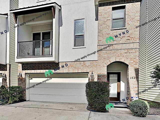3 Bedrooms, Washington Avenue - Memorial Park Rental in Houston for $2,850 - Photo 1